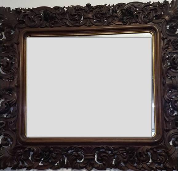 Specchio al mercurio atelier of art - Specchio al mercurio ...