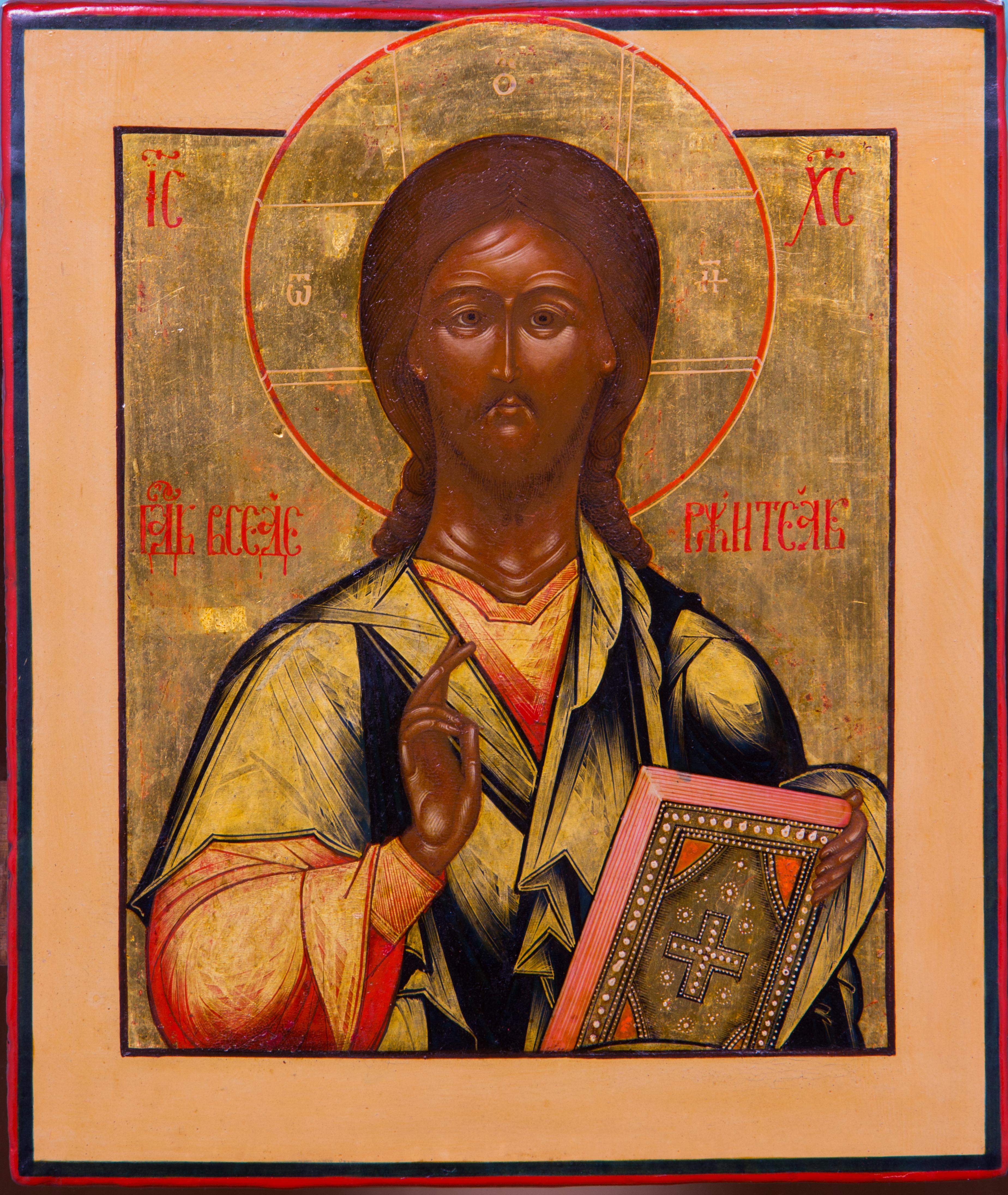 116 Cristo Pantocratore (1)
