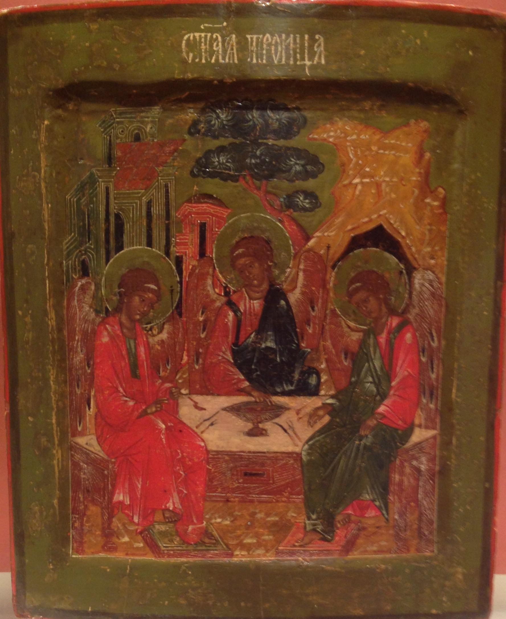 222 Trinità del Vecchio Testamento