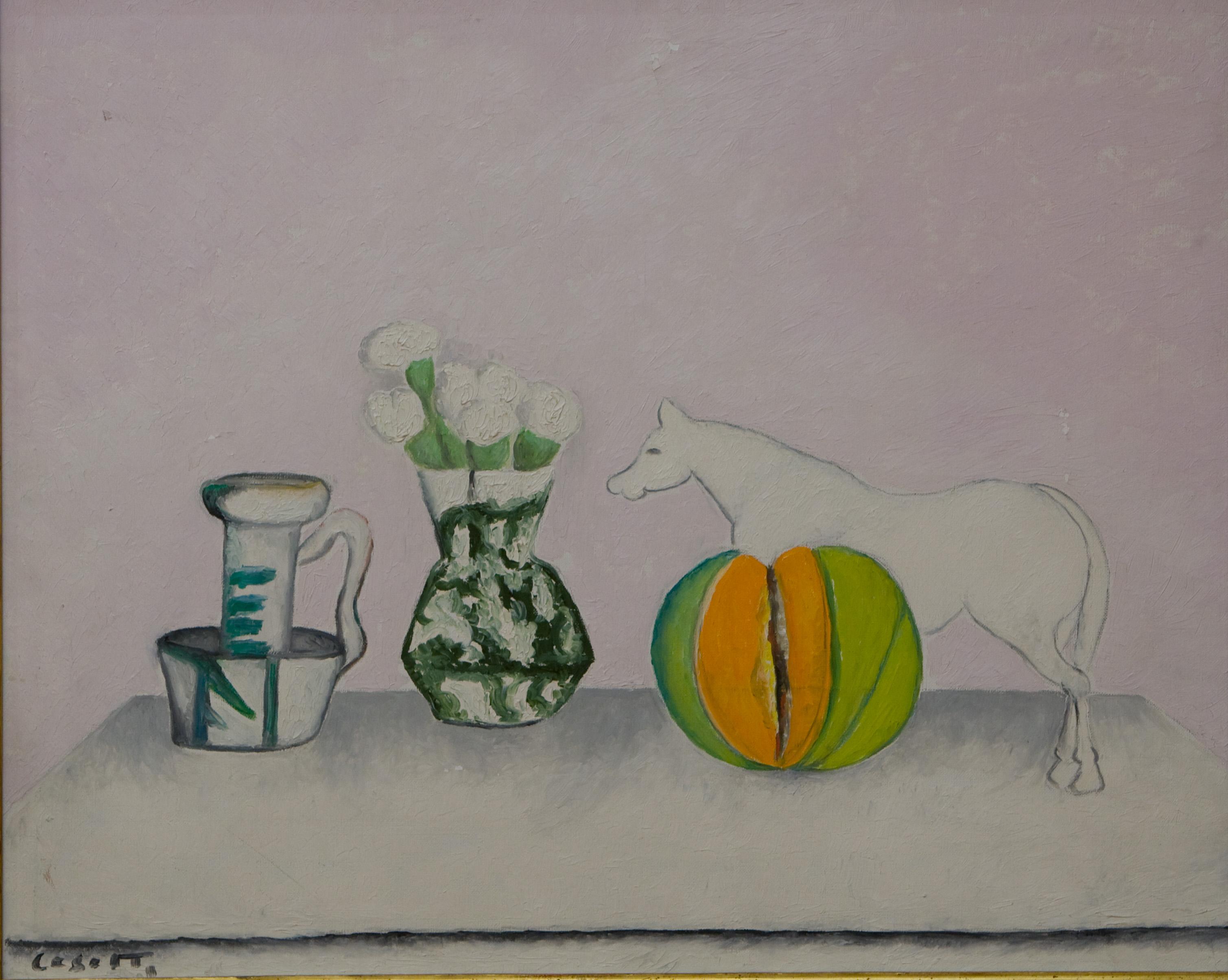 7) Cesetti – cavallo bianco