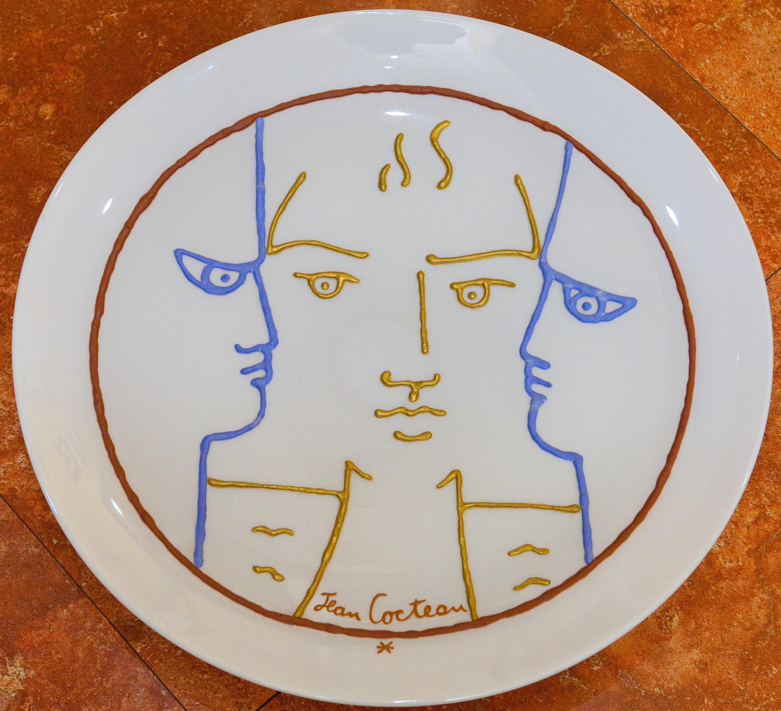 7)Cocteau – piatto