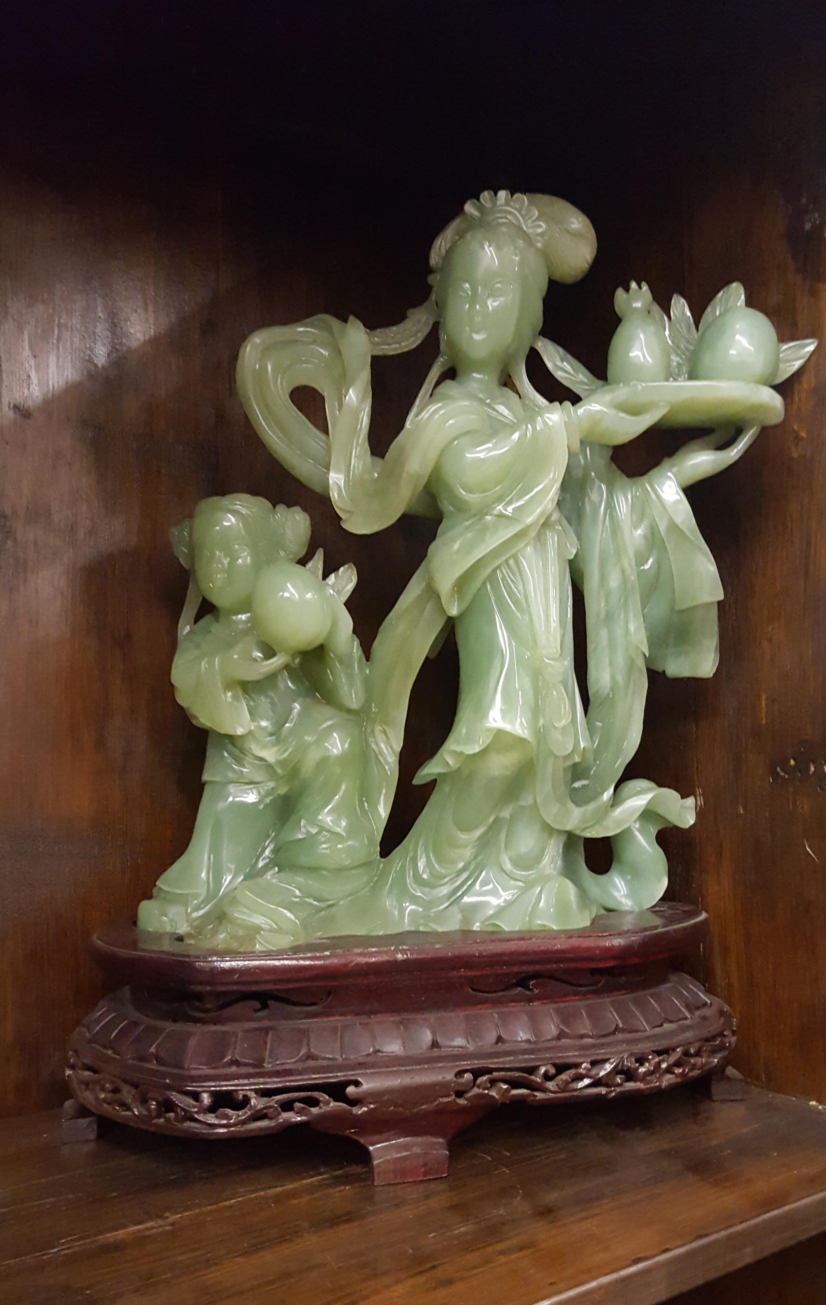 statua di giada