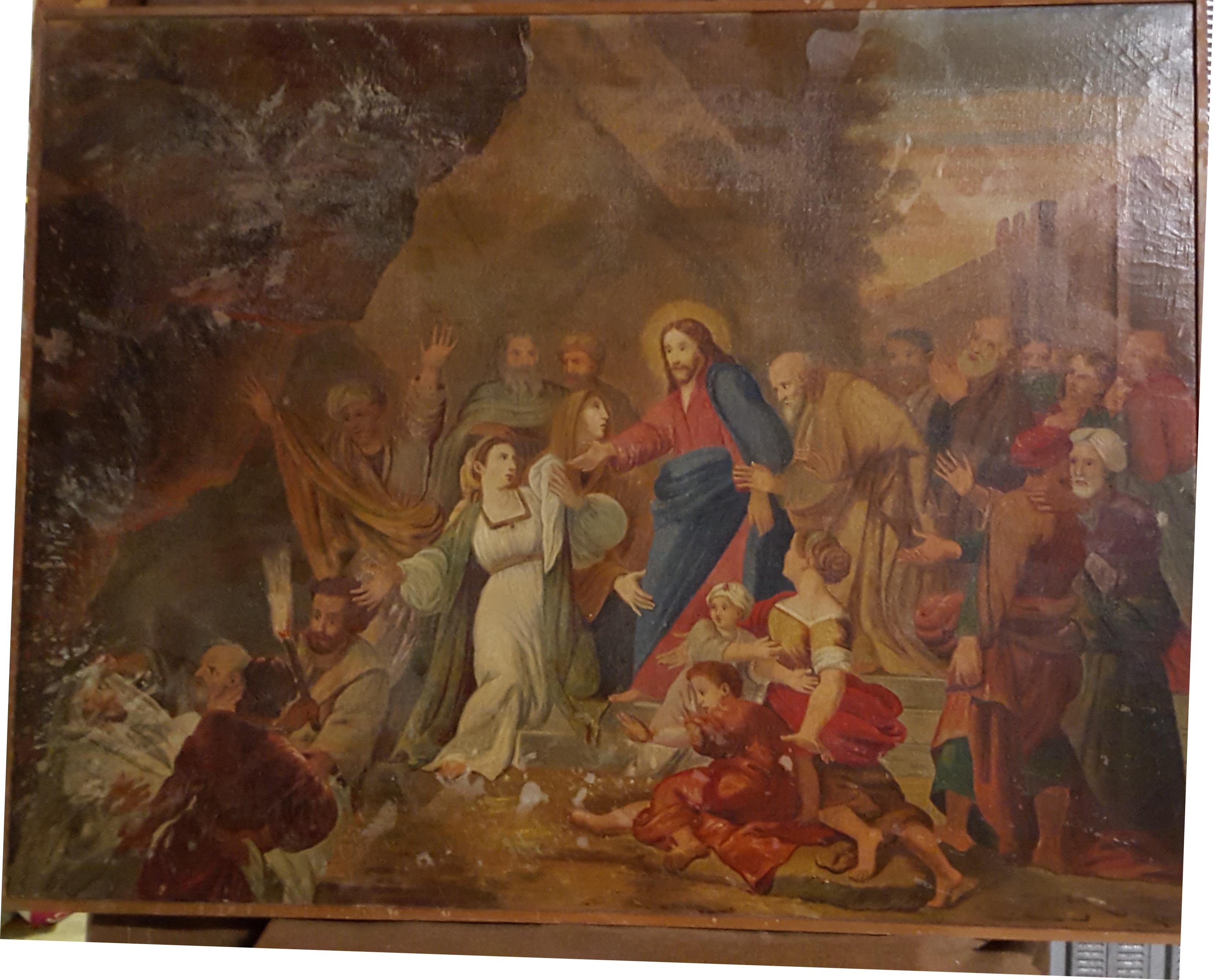 18 Gesù in visita ai malati