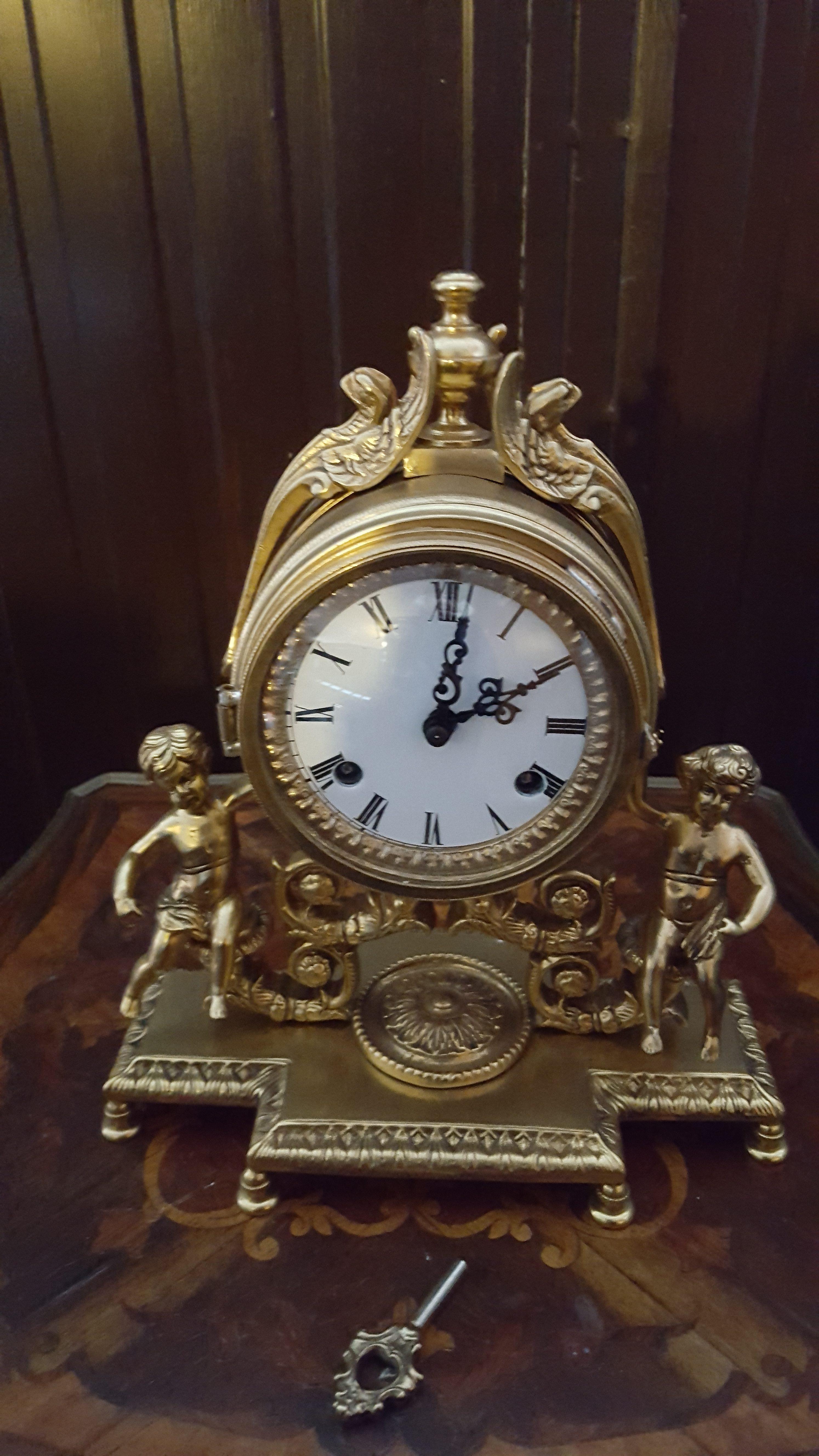 103-orologio-ottone-con-putti